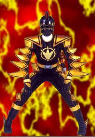 Tommy: Black Dino Thunder Rangers
