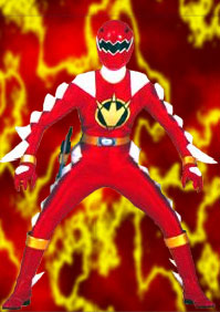Connor: Red Dino Thunder Rangers